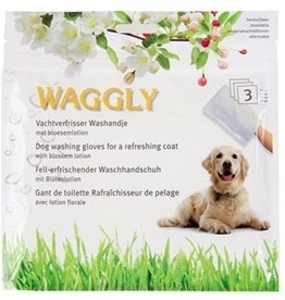 Waggly washandjes